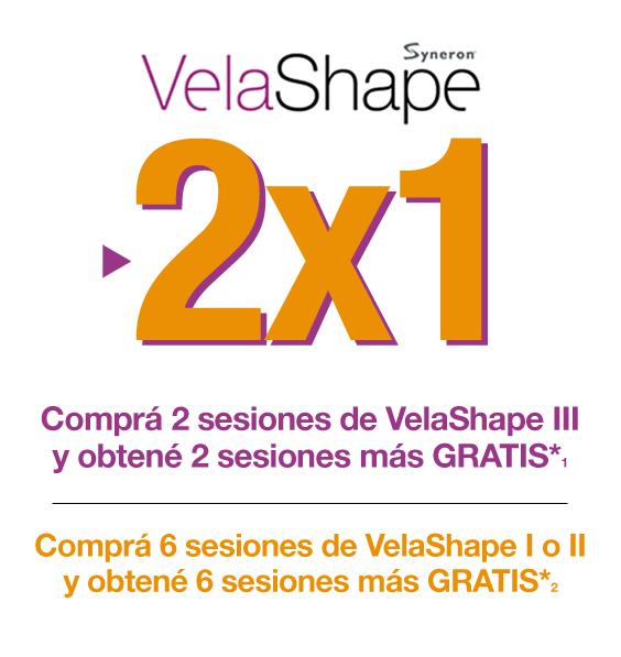 VelaShape 2x1   DepiLife