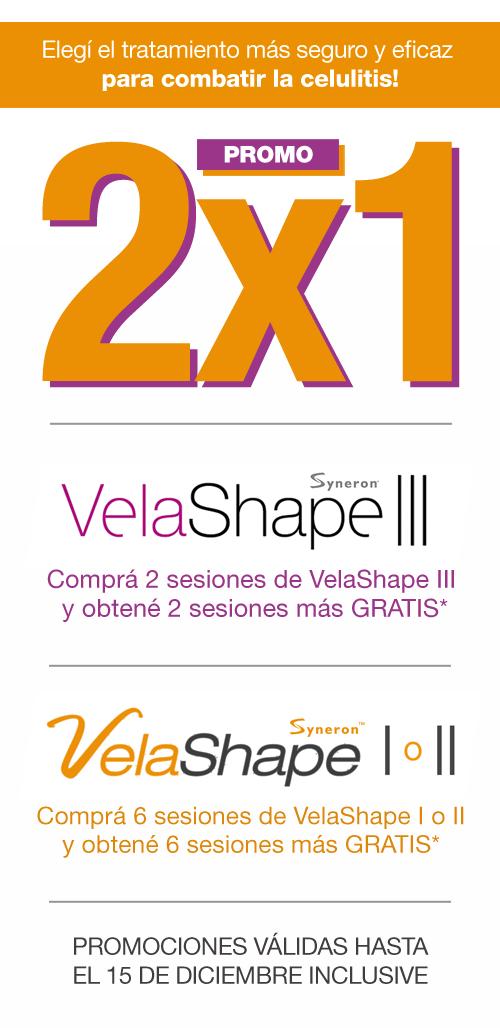 VelaShape 2x1 | DepiLife